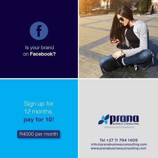 Prana Facebook